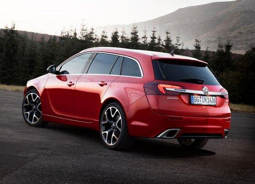 Schemi Elettrici Opel Insignia : Opel insignia sports tourer infomotori
