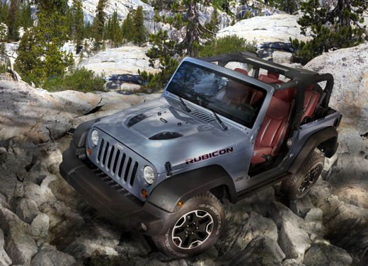 Jeep Wrangler Rubicon 10th Anniversary Edition - Foto 10 di 11
