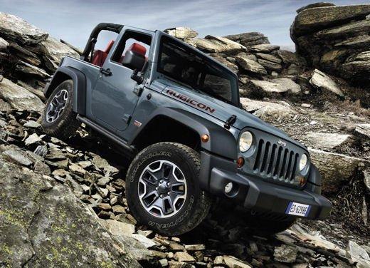 Jeep Wrangler Rubicon 10th Anniversary Edition - Foto 1 di 11