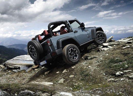 Jeep Wrangler Rubicon 10th Anniversary Edition - Foto 2 di 11