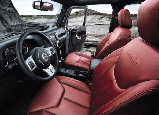 Jeep Wrangler Rubicon 10th Anniversary Edition - Foto 3 di 11