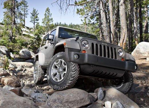 Jeep Wrangler Rubicon 10th Anniversary Edition - Foto 6 di 11