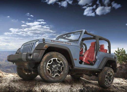 Jeep Wrangler Rubicon 10th Anniversary Edition - Foto 7 di 11