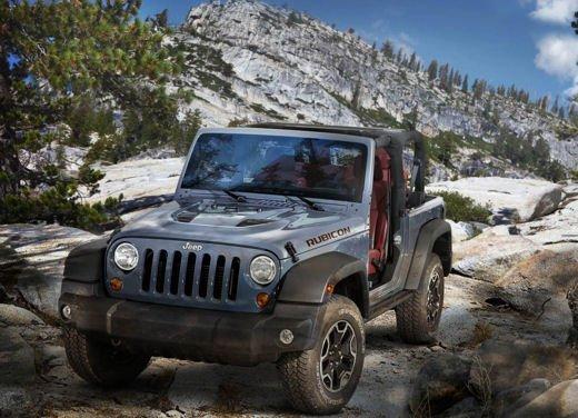 Jeep Wrangler Rubicon 10th Anniversary Edition - Foto 8 di 11