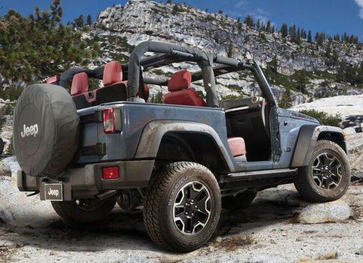 Jeep Wrangler Rubicon 10th Anniversary Edition - Foto 9 di 11