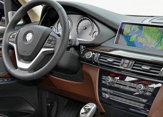 Nuova BMW X5 - Foto 6 di 8