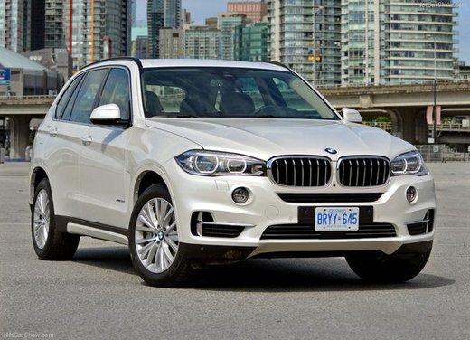 Nuova BMW X5 - Foto 2 di 8