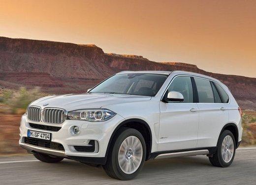 Nuova BMW X5 - Foto 1 di 8