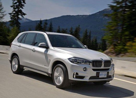 Nuova BMW X5 - Foto 3 di 8