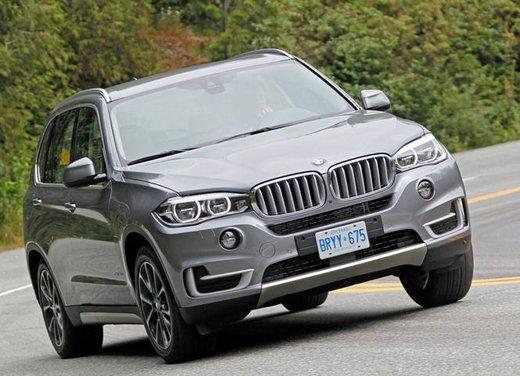 Nuova BMW X5 - Foto 4 di 8