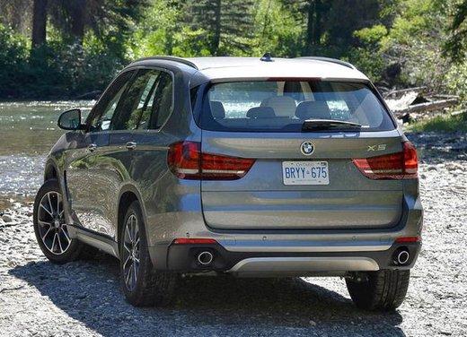 Nuova BMW X5 - Foto 7 di 8