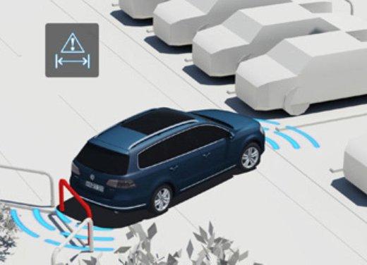 Volkswagen Vision Zero innovazioni per la sicurezza attiva - Foto 3 di 7