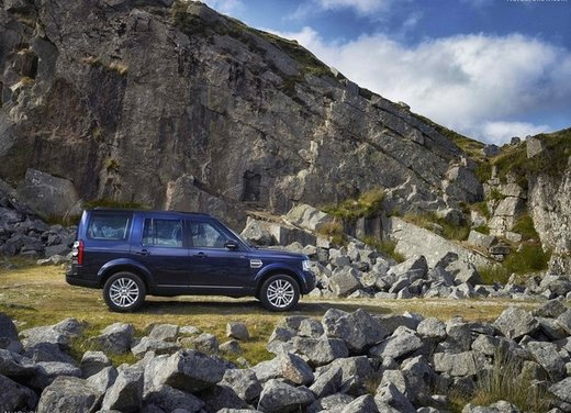 Land Rover Discovery MY 2014 - Foto 2 di 4