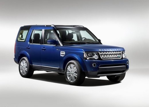 Land Rover Discovery MY 2014 - Foto 3 di 4