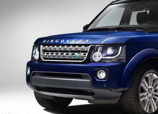 Land Rover Discovery MY 2014 - Foto 4 di 4