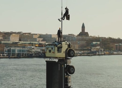 """The Hook"" il nuovo video di Volvo Trucks - Foto 5 di 6"