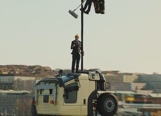 """The Hook"" il nuovo video di Volvo Trucks - Foto 1 di 6"