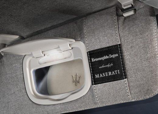 Maserati Quattroporte Ermenegildo Zegna Concept - Foto 5 di 6