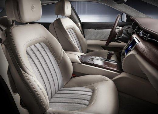 Maserati Quattroporte Ermenegildo Zegna Concept - Foto 6 di 6