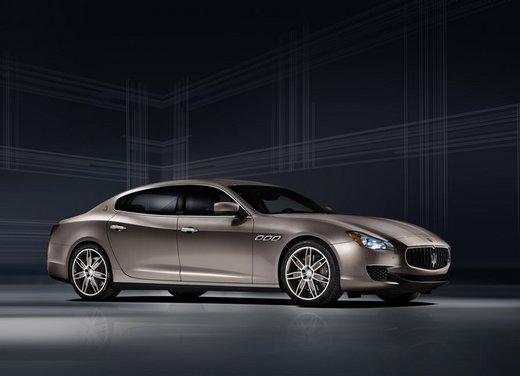 Maserati Quattroporte Ermenegildo Zegna Concept - Foto 4 di 6