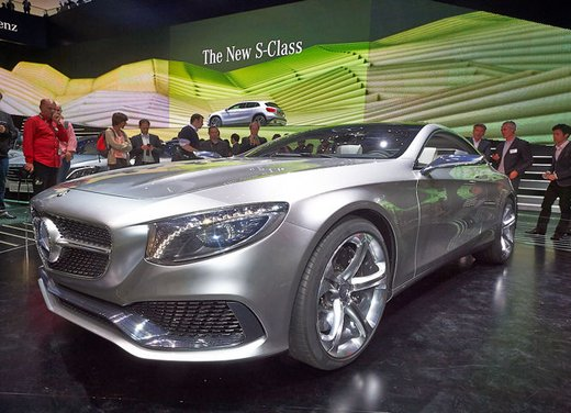 Mercedes Classe S Coup
