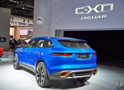 Jaguar C-X17 Concept - Foto 6 di 13