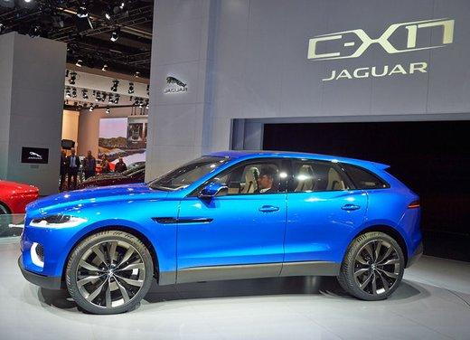 Jaguar C-X17 Concept - Foto 12 di 13