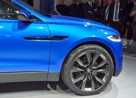 Jaguar C-X17 Concept - Foto 9 di 13