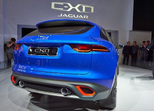 Jaguar C-X17 Concept - Foto 10 di 13