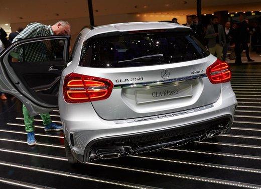 Mercedes GLA presentata a Bologna al Mercedes-Benz Show - Foto 17 di 18