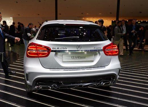 Mercedes GLA presentata a Bologna al Mercedes-Benz Show - Foto 18 di 18