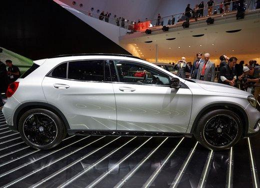 Mercedes GLA presentata a Bologna al Mercedes-Benz Show - Foto 4 di 18