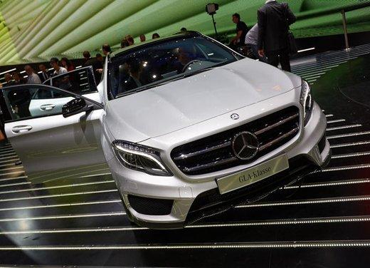Mercedes GLA presentata a Bologna al Mercedes-Benz Show - Foto 5 di 18