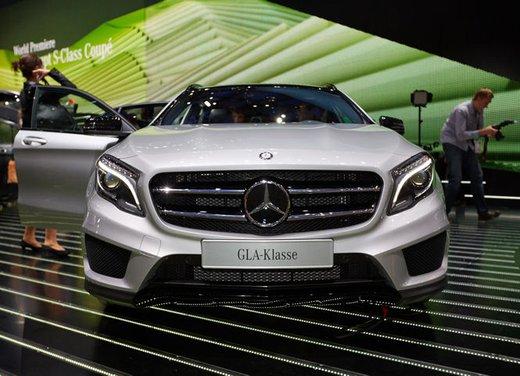 Mercedes GLA presentata a Bologna al Mercedes-Benz Show - Foto 6 di 18