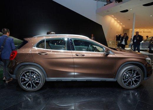 Mercedes GLA presentata a Bologna al Mercedes-Benz Show - Foto 7 di 18