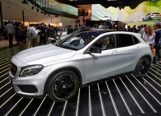 Mercedes GLA presentata a Bologna al Mercedes-Benz Show - Foto 8 di 18