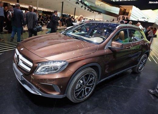 Mercedes GLA presentata a Bologna al Mercedes-Benz Show - Foto 9 di 18