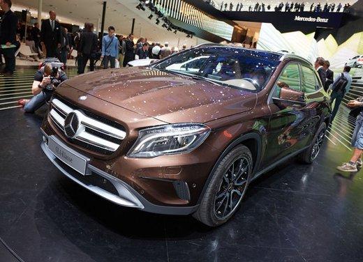 Mercedes GLA presentata a Bologna al Mercedes-Benz Show - Foto 11 di 18