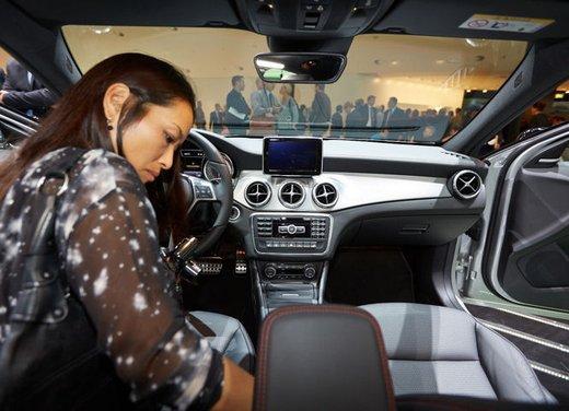 Mercedes GLA presentata a Bologna al Mercedes-Benz Show - Foto 12 di 18