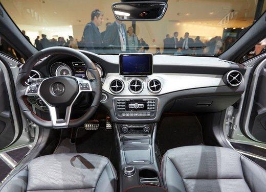 Mercedes GLA presentata a Bologna al Mercedes-Benz Show - Foto 13 di 18