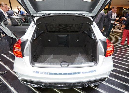 Mercedes GLA presentata a Bologna al Mercedes-Benz Show - Foto 14 di 18