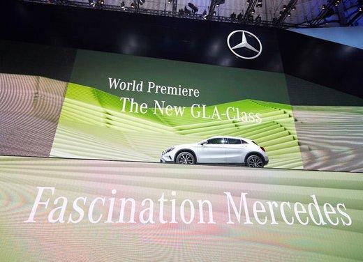 Mercedes GLA presentata a Bologna al Mercedes-Benz Show - Foto 15 di 18