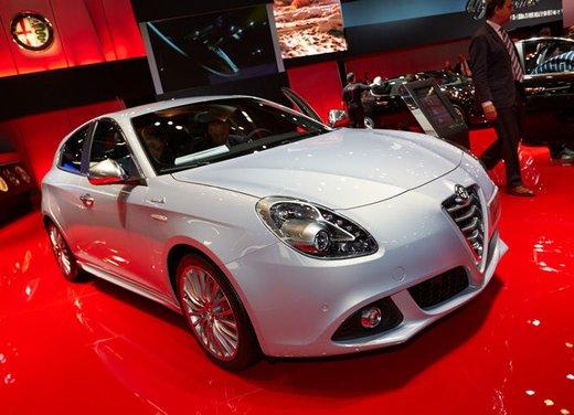 Alfa Romeo Giulietta MY 2014 - Foto 4 di 5