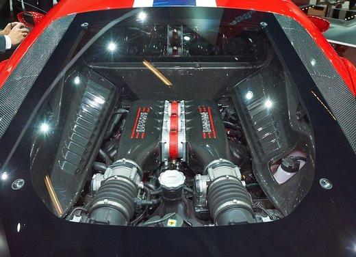 Ferrari 458 Speciale il video al Salone di Francoforte 2013 - Foto 7 di 13