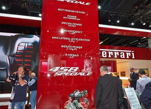 Ferrari 458 Speciale il video al Salone di Francoforte 2013 - Foto 10 di 13
