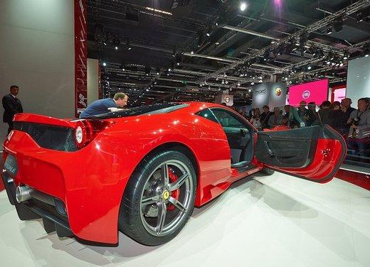 Ferrari 458 Speciale il video al Salone di Francoforte 2013 - Foto 4 di 13