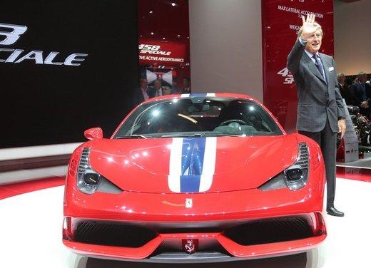 Ferrari 458 Speciale il video al Salone di Francoforte 2013 - Foto 1 di 13