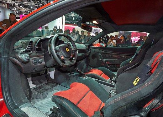 Ferrari 458 Speciale il video al Salone di Francoforte 2013 - Foto 9 di 13