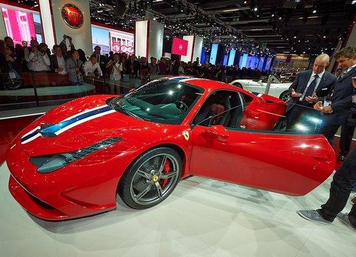 Ferrari 458 Speciale il video al Salone di Francoforte 2013 - Foto 2 di 13