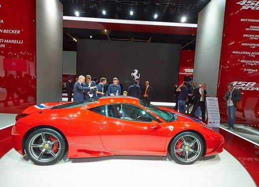Ferrari 458 Speciale il video al Salone di Francoforte 2013 - Foto 3 di 13